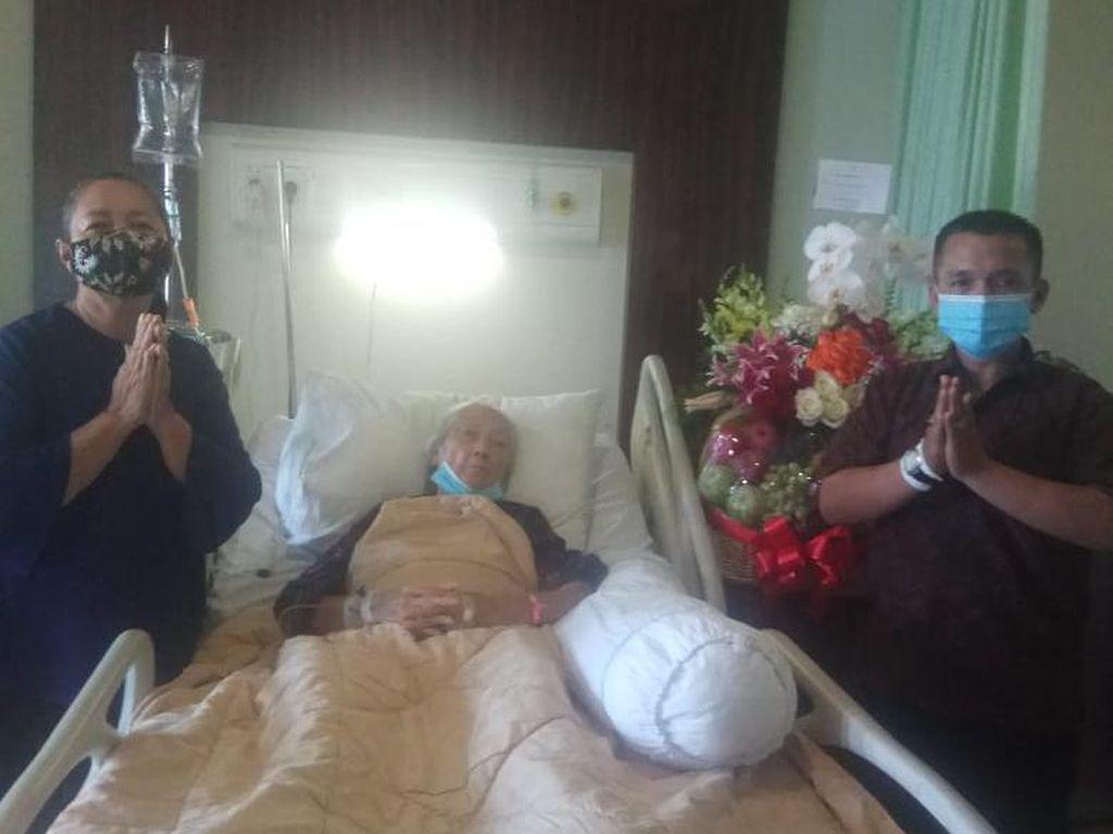 Cucu Ungkap Kedatangan 3 Staf Kepresidenan Besuk Istri Pengawal Bung Karno