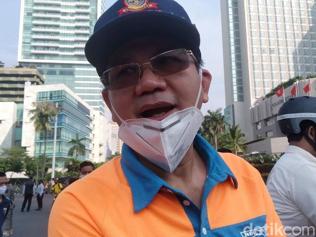 Dishub DKI Kembali Tiadakan CFD di Sudirman-Thamrin Minggu Depan