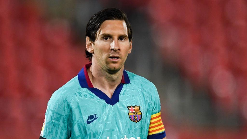 Pangling Nggak Lihat Messi?