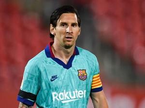 Pengkritik Messi Dikecam De Rossi