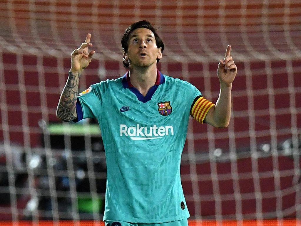Masa Depan Messi Lagi Jadi Spekulasi, Apa Kata Presiden Barca?