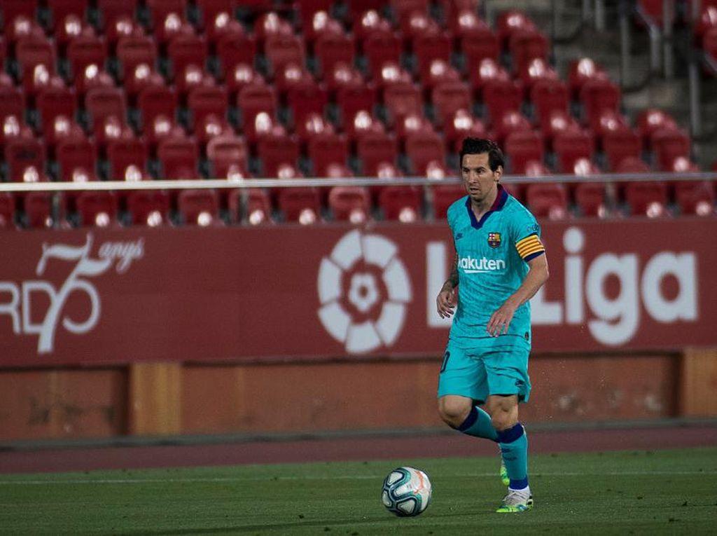 Top Skor Liga Spanyol: Lionel Messi Kian Terdepan