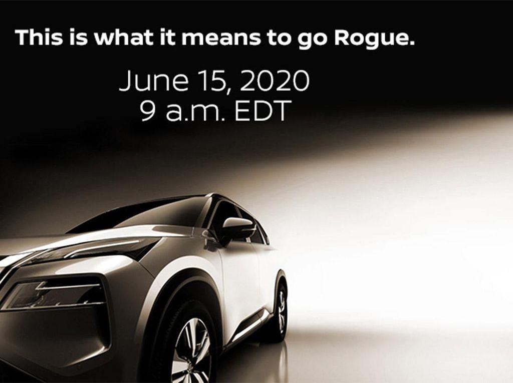 Meluncur Besok, Ini Bocoran Nissan X-Trail Terbaru