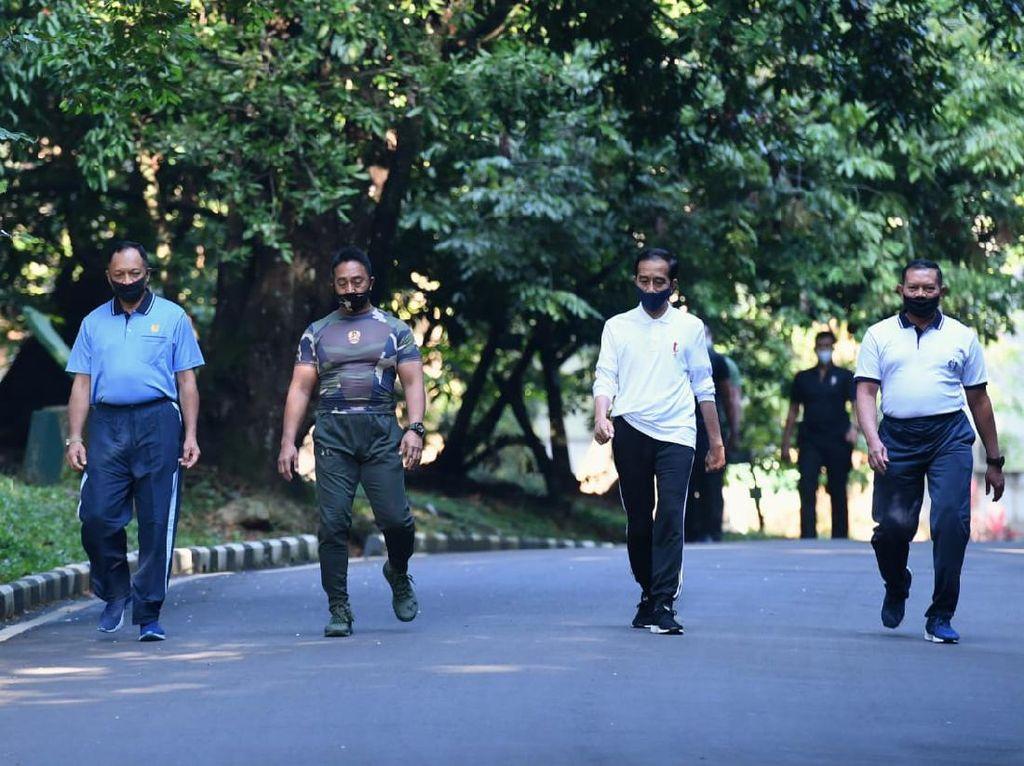Saat Para Kepala Staf TNI Nyatakan Siap Lebih Disiplinkan Masyarakat