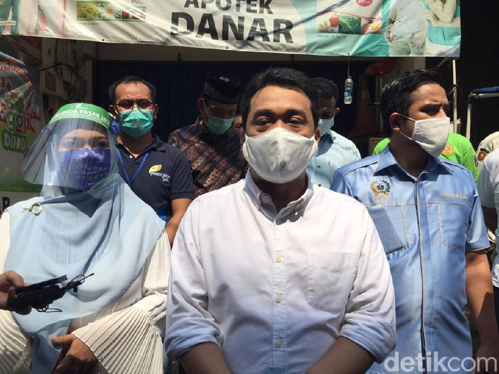 Kasus Corona di DKI Rekor Tertinggi, Wagub DKI: Jakarta Terkendali