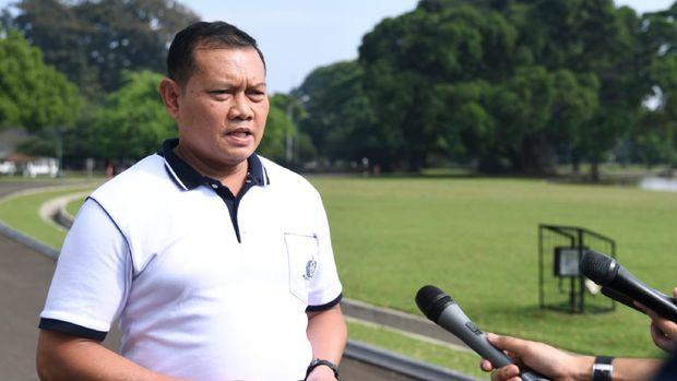 Kepala Staf Angkatan Laut (KASAL) Laksamana TNI Yudo Margono.