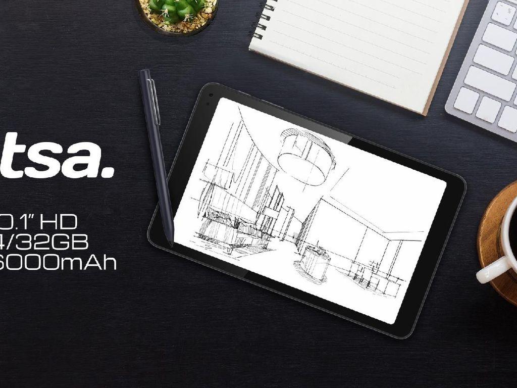 Tablet ADVAN Terbaru Cocok untuk Pengguna yang Hobi Bikin Gambar