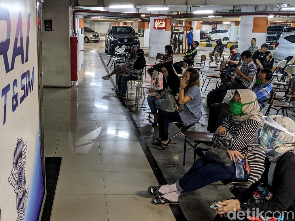 16 Gerai Samsat di Mal dan Kecamatan DKI Jakarta Kembali Dibuka, Ini Lokasinya