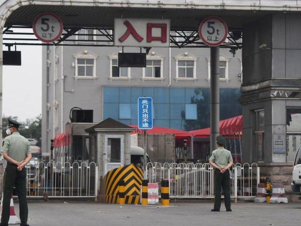 Kasus Baru Corona Terkait Pasar di Beijing Kini Bertambah Jadi 158