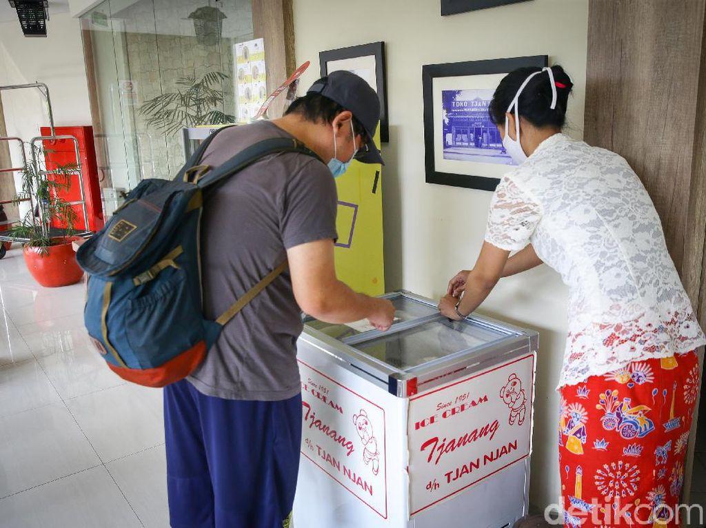 Ice Cream Tjanang, Keluarga Sukarno, dan Ganefo