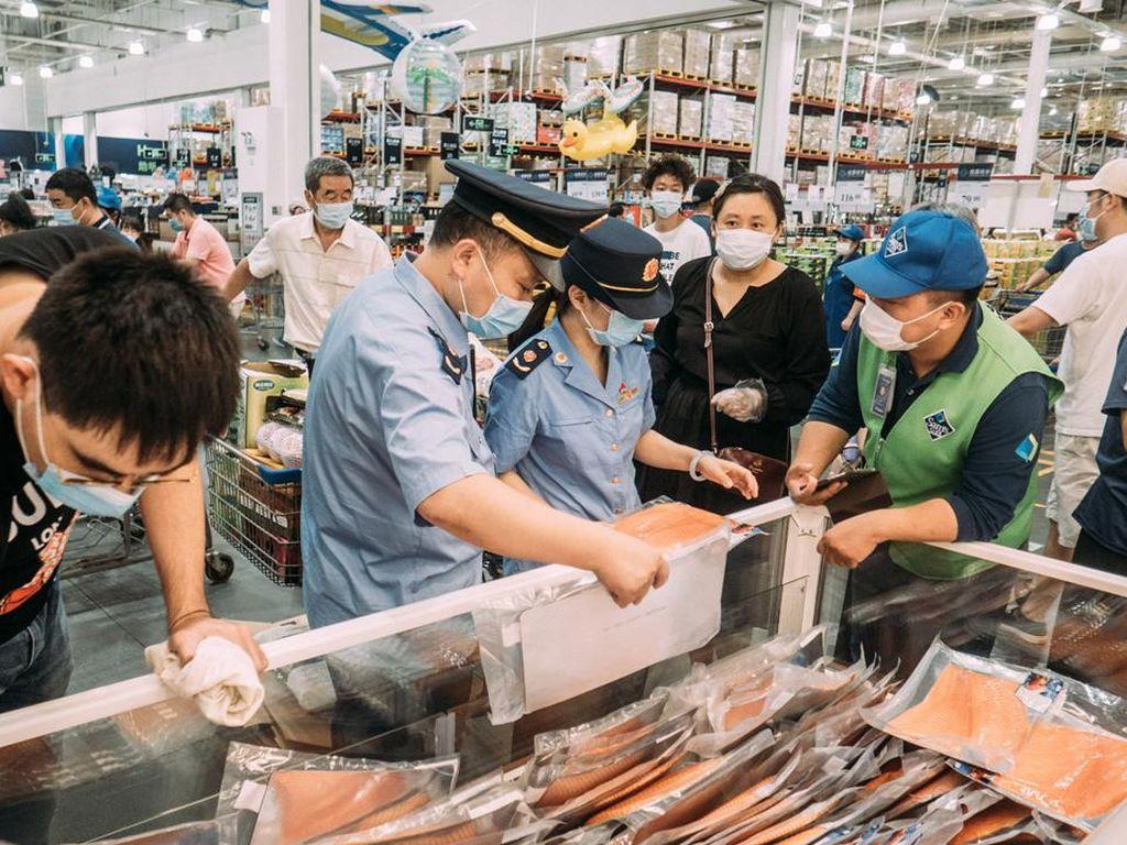 Norwegia Bantah Tuduhan Salmon Jadi Penyebab Kasus Corona Baru di Beijing