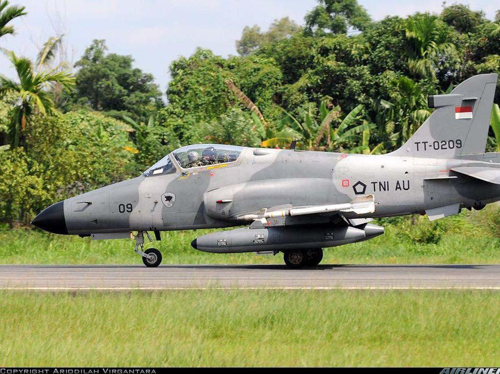 Pesawat Jatuh Hawk 209 dan Wajah Teknologi Alutsista Inggris