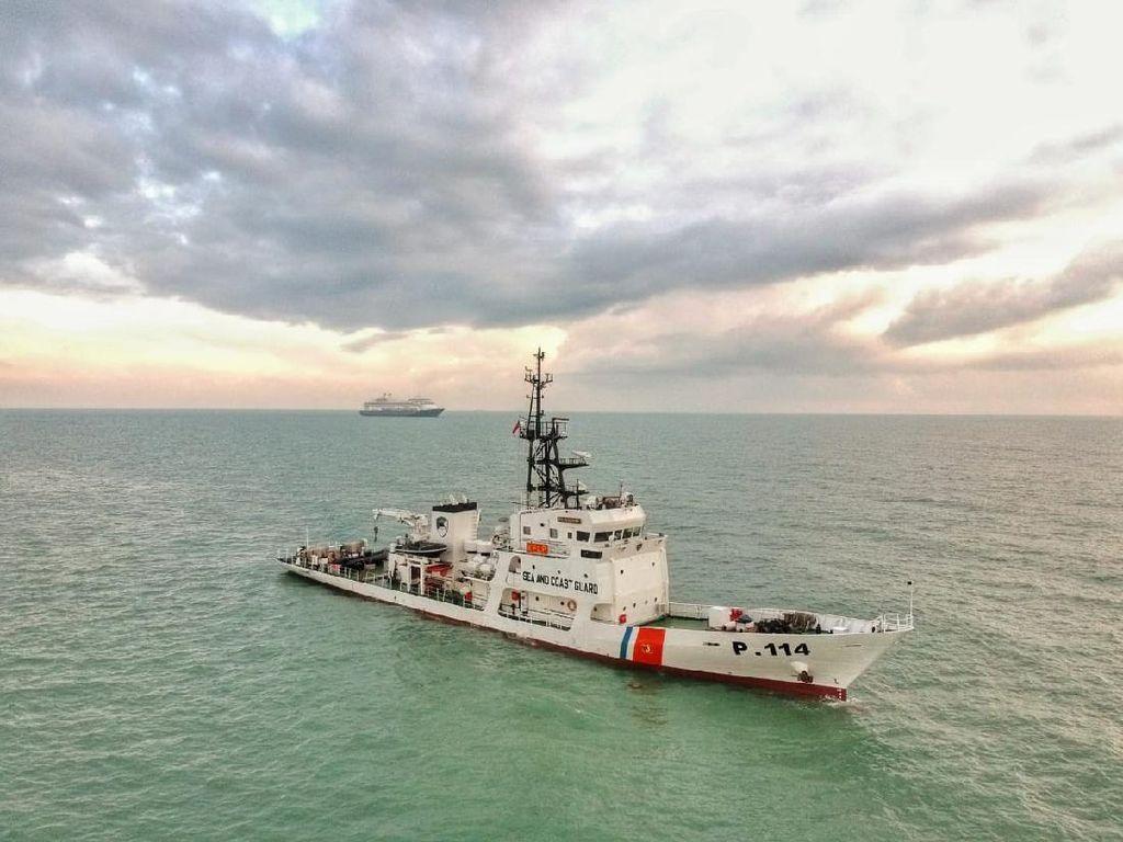 Jelang TSS Selat Sunda & Selat Lombok, Kemenhub Tingkatkan Patroli