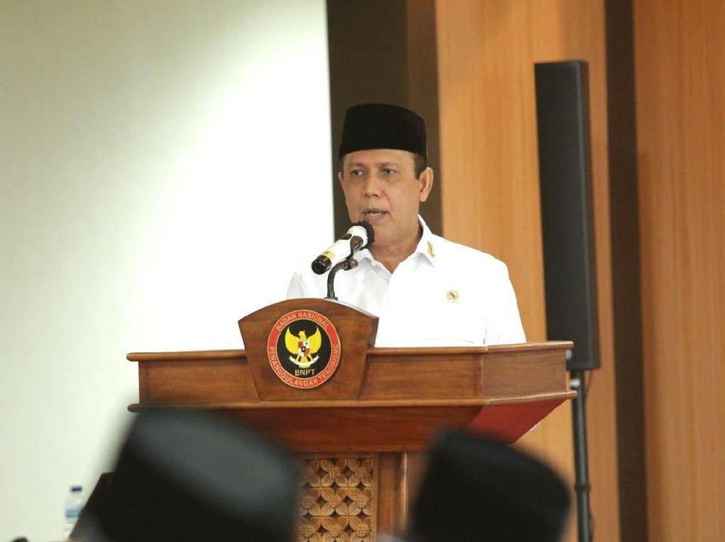 Kepala BNPT Harap Ormas Islam Bantu Luruskan Pemahaman yang Menyimpang