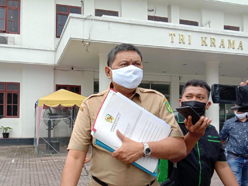 Pejabat Pemko Medan Bungkam Usai Diperiksa Kejaksaan soal Dana COVID-19