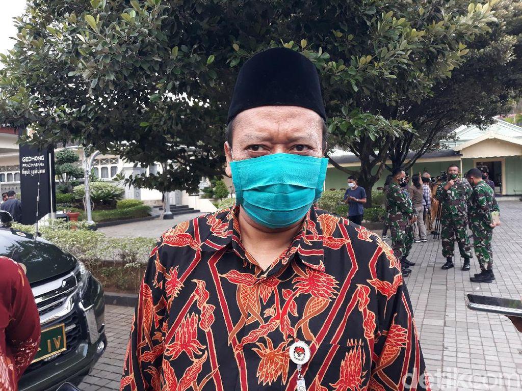 KPU DIY Bikin 6.253 TPS untuk Pilkada di Sleman-Gunungkidul-Bantul