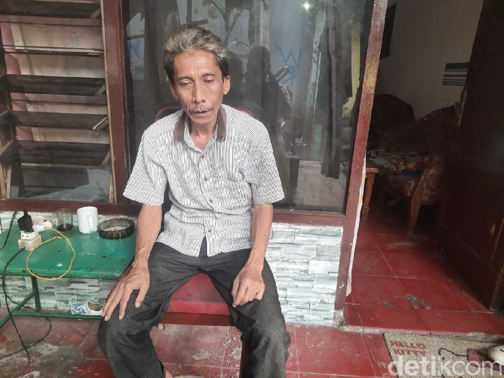 Kok Makam di Jalanan Gang Padat Penduduk di Jaktim Belum Dipindahkan?