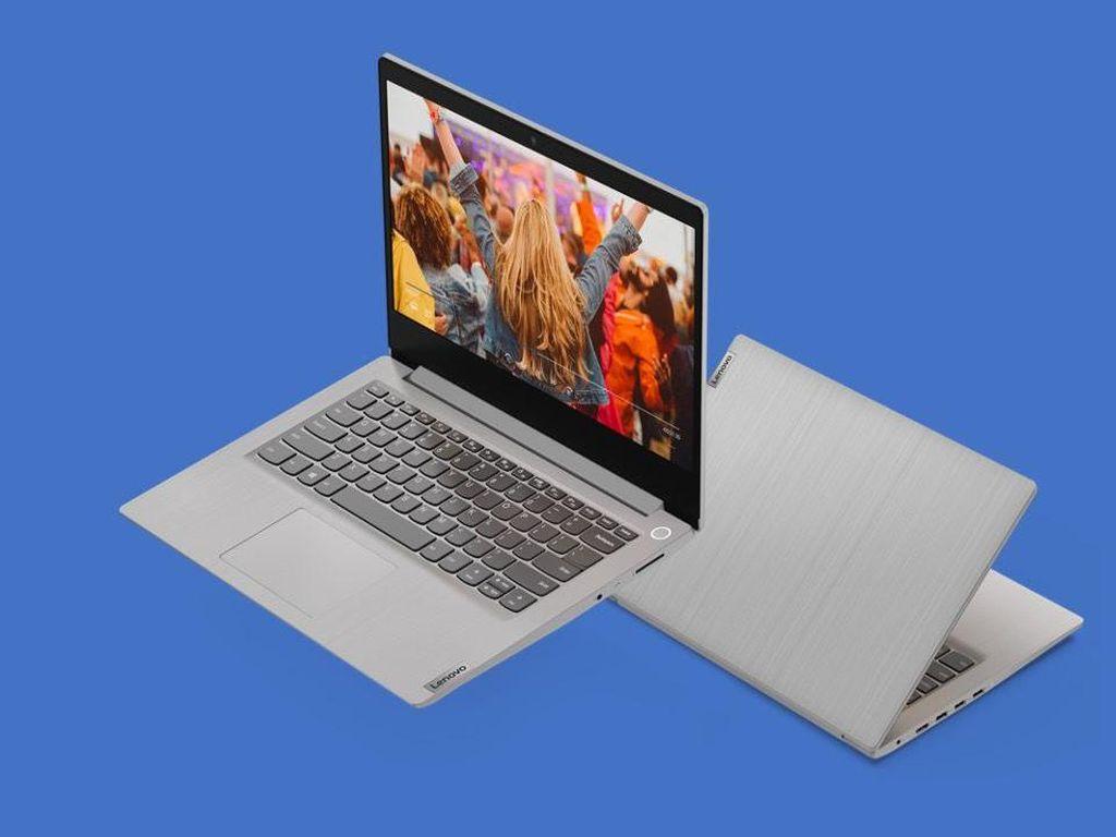 Lenovo Hadirkan Notebook Rp 5 Jutaan, Ini Spesifikasinya!