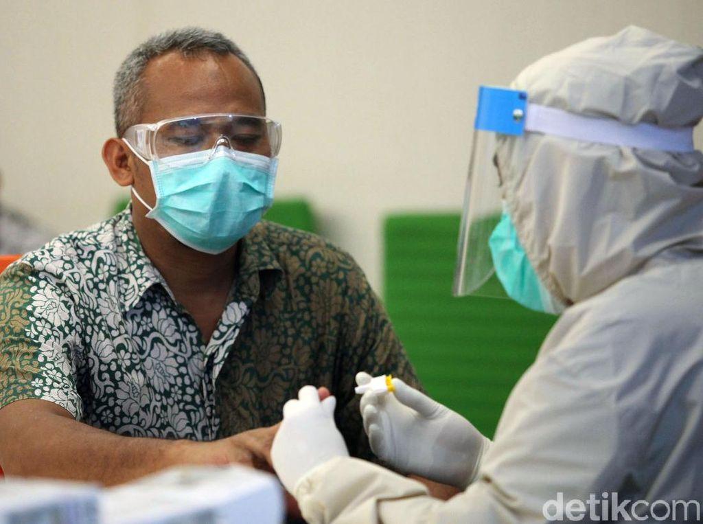 SE Baru Gugus Tugas, Masa Berlaku PCR-Rapid Test Diperpanjang Jadi 14 Hari