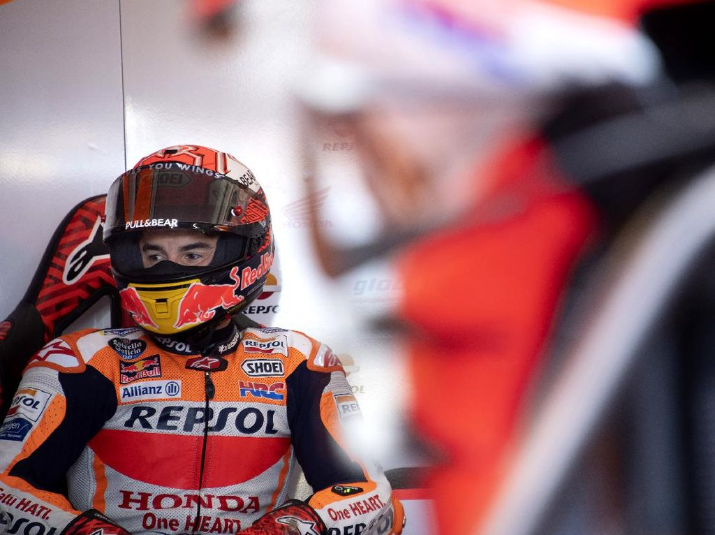 Insiden Marquez Memang Nahas, tapi Juga Berkah untuk Rider Lain
