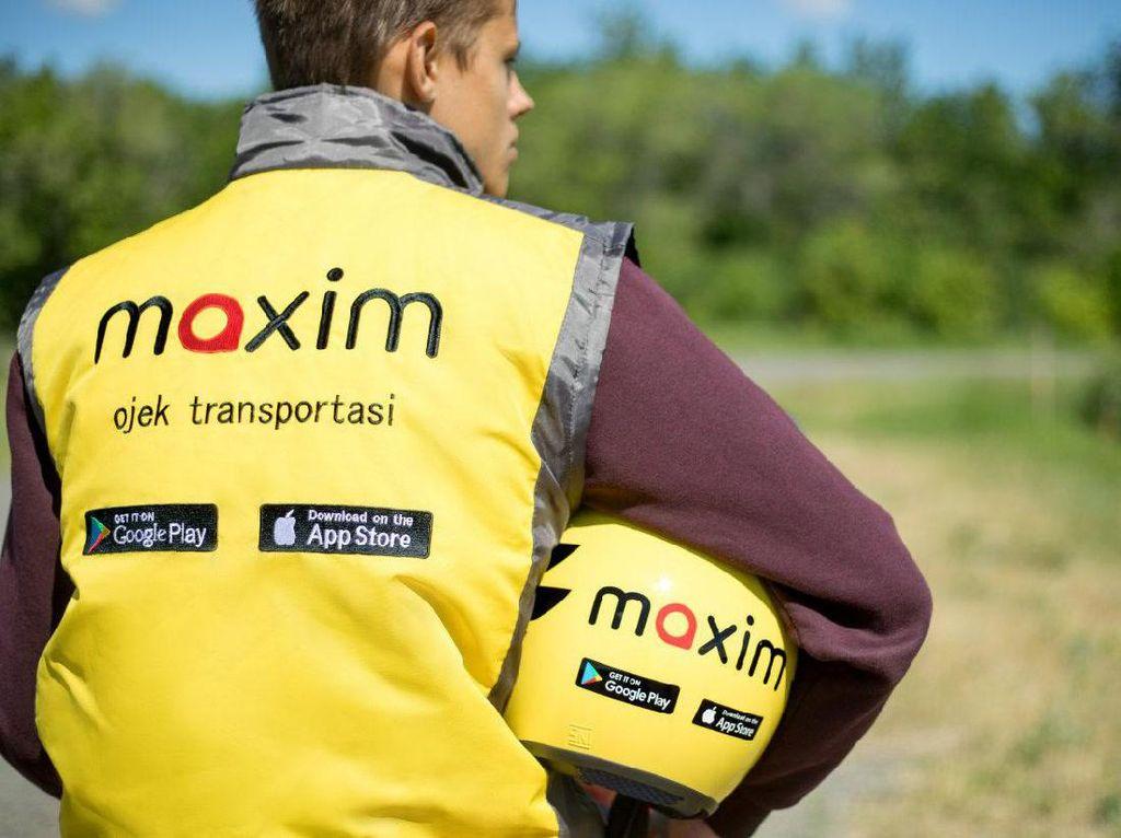 Driver Maxim Car Catat Rekor Antar Penumpang 575 KM