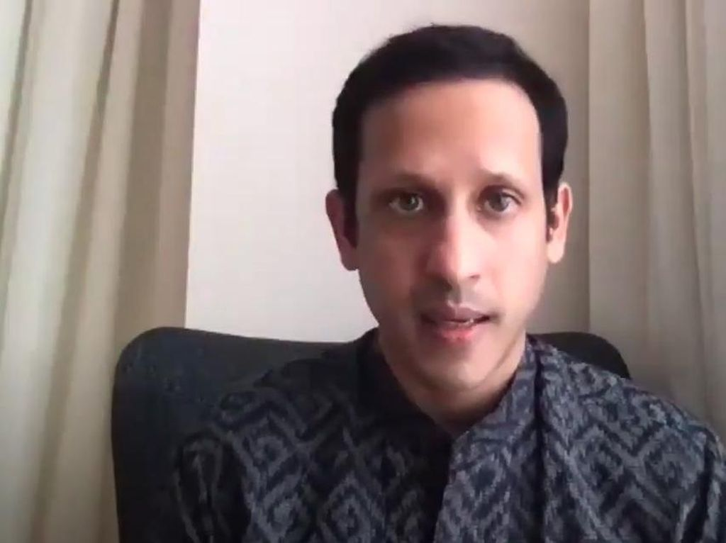 Nadiem: Pelajaran Agama Tak Lebur dengan Mapel Lain, Masih Berdiri Sendiri