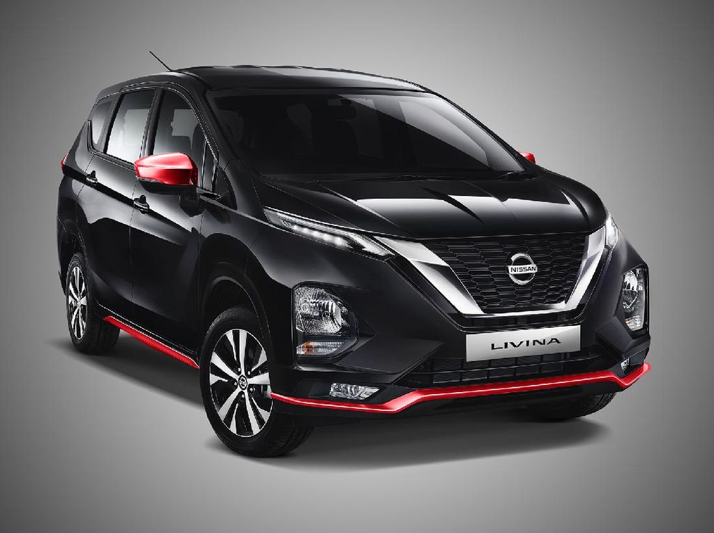 Nissan Rilis Livina Paket Sporty Cuma 100 Unit, Harga Rp 265,4 Juta