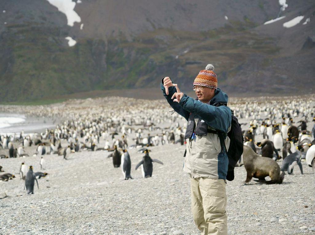 Antartika yang Rentan, Langkah Kecil Manusia Bisa Berdampak Besar