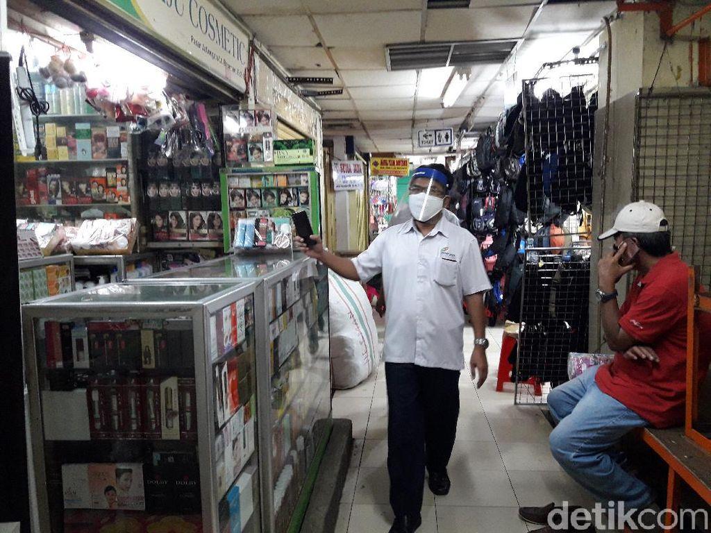 Pengurus Pasar Jatinegara Bakal Tertibkan Pedagang Tak Terapkan Ganjil Genap