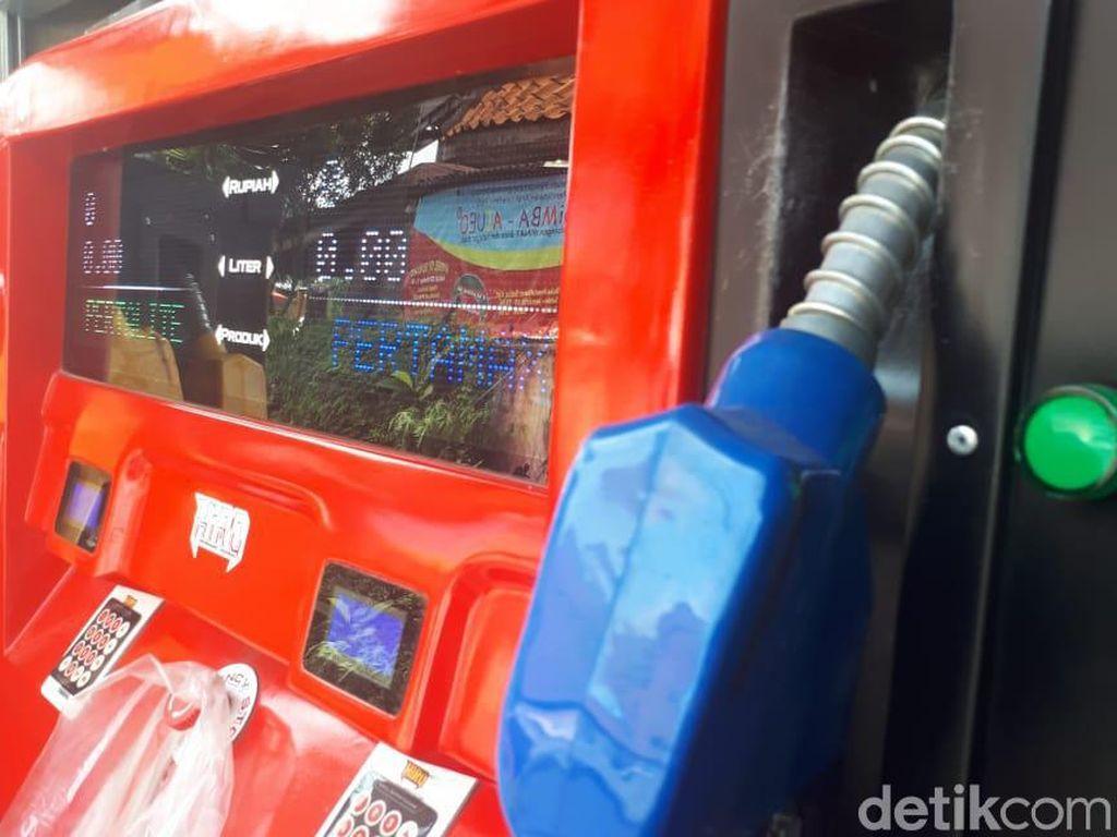 Produsen Pertamini Lokal Bikin Surat Izin Beli Bensin Jeriken di SPBU