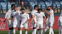 Gol-gol Real Madrid Menang 3-1 Atas Elbar