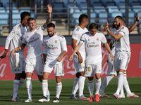 Real Madrid Vs Eibar: Los Blancos Menang Meyakinkan 3-1