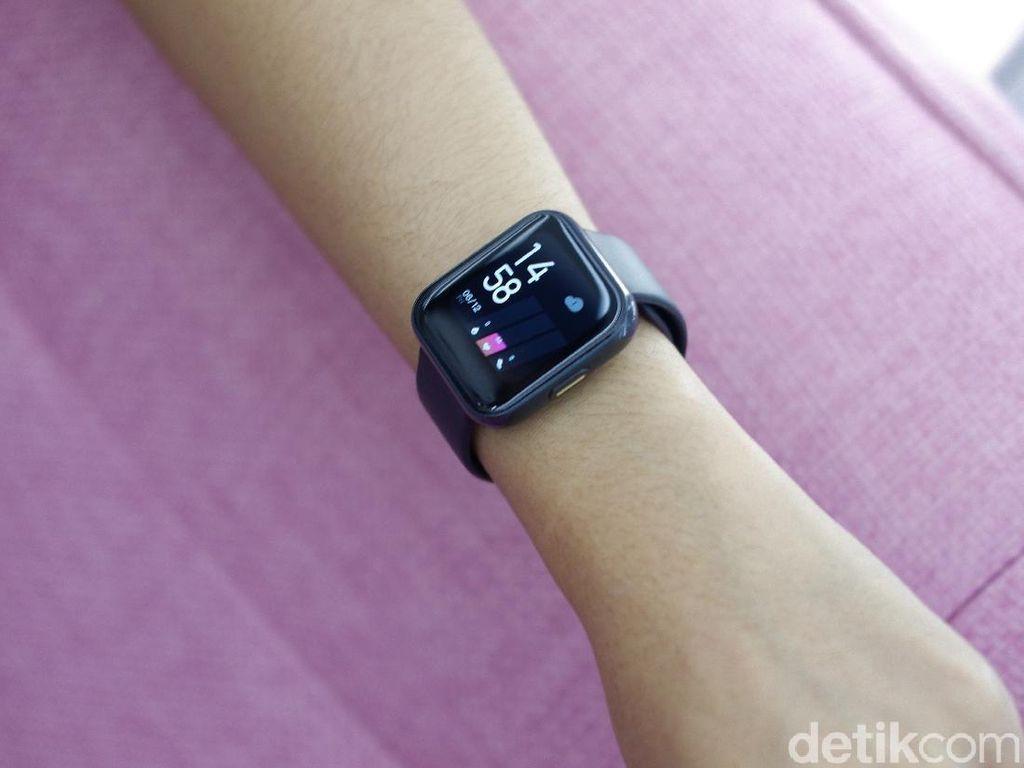 Saingi Apple Watch, Realme Watch Dibanderol Rp 799 Ribu