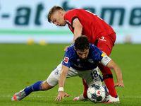 Hasil Liga Jerman: Schalke Vs Leverkusen Berakhir Imbang 1-1