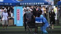 Corona Melonjak, China Ngebut 5 Hari Bangun Ribuan Kamar RS
