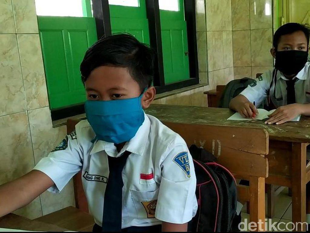 Kabupaten Tegal Gelar Simulasi New Normal Tatap Muka di Sekolah