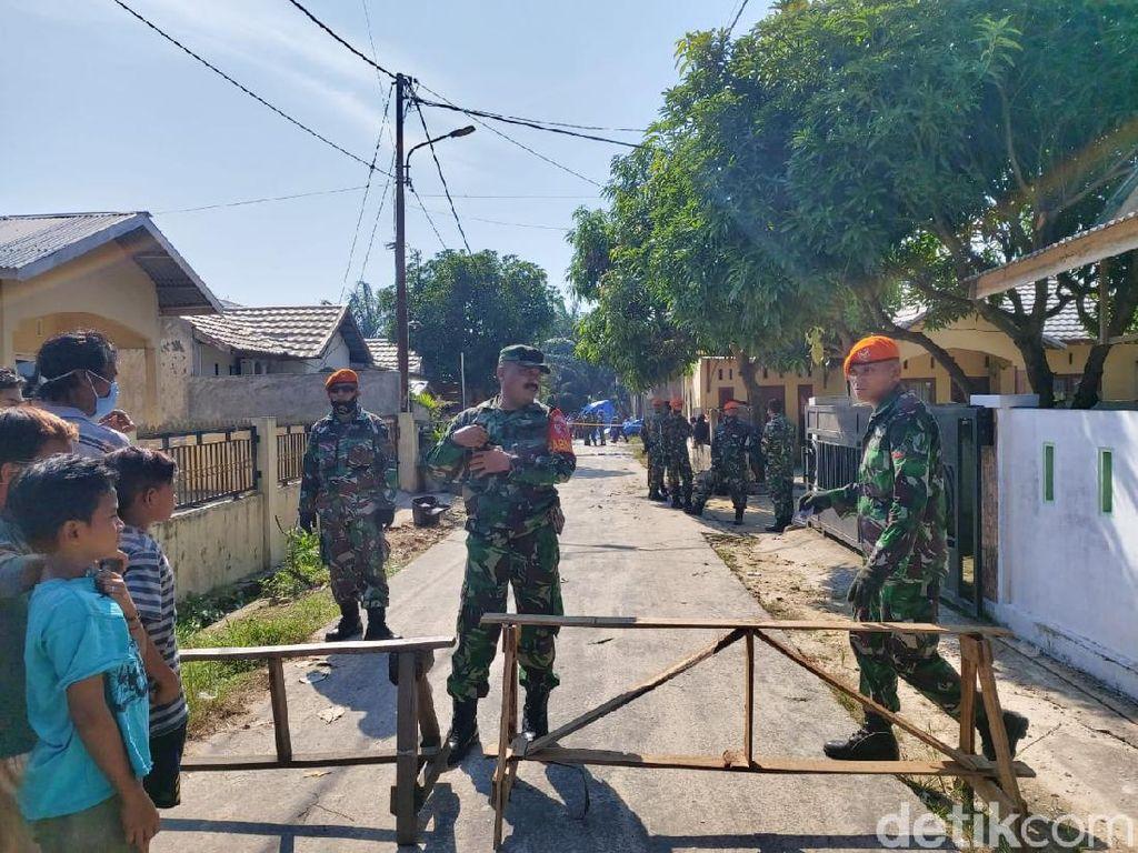 TNI AU Investigasi Penyebab Pesawat Hawk 200 Jatuh di Riau