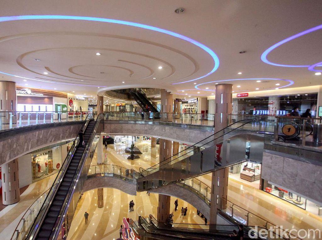 Mal di Jakarta Sudah Buka, Enaknya Belanja Apa Ya?