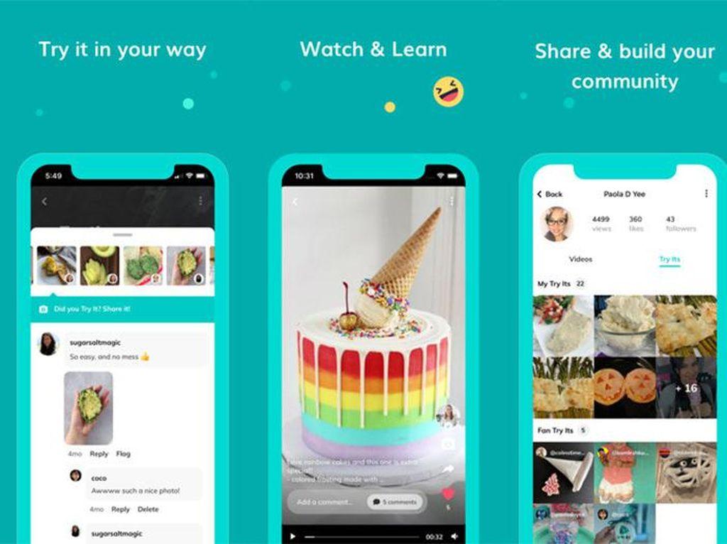 Tangi, Aplikasi Video Pendek Google Tersedia di Android