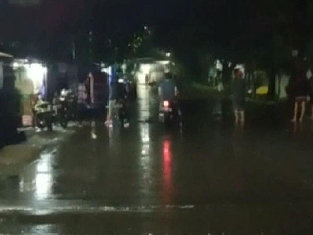 Tawuran Antar Warga Kembali Pecah di Makassar