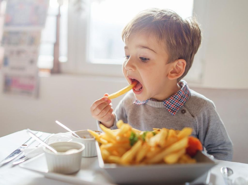 Tips Menghitung Asupan Kalori untuk Anak Usia Prasekolah