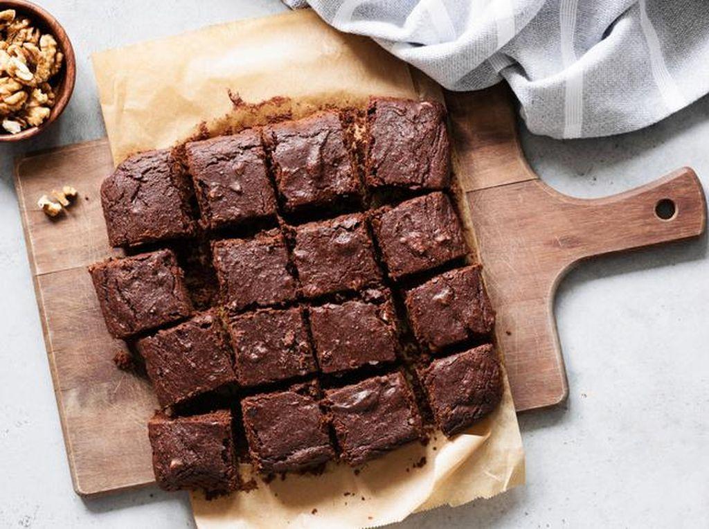 5 Tampilan Resep Brownies dengan Sedikit Tepung hingga Kebanyakan Telur