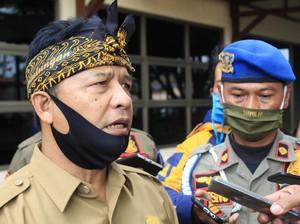 Kabupaten Bandung Zona Merah, Bupati: Kita Kecolongan