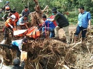 Satu Lagi Korban Banjir Bandang di Jeneponto yang Hilang Ditemukan Meninggal