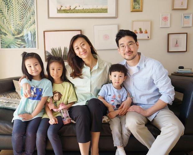 Kimbab Family, keluarga multikultural Indonesia-Korea yang kerap bagikan video keseharian lewat youtube