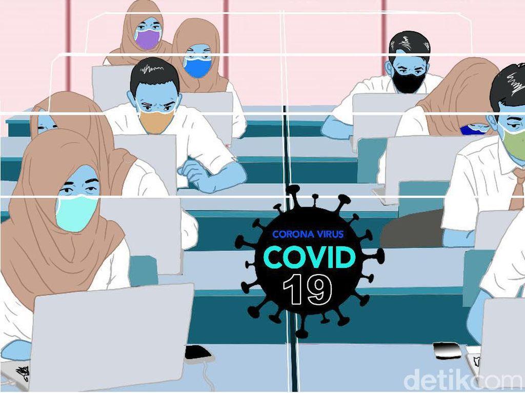 Epidemiolog: Perlu Pertimbangan Lebih Detail Soal Sekolah Tatap Muka 2021
