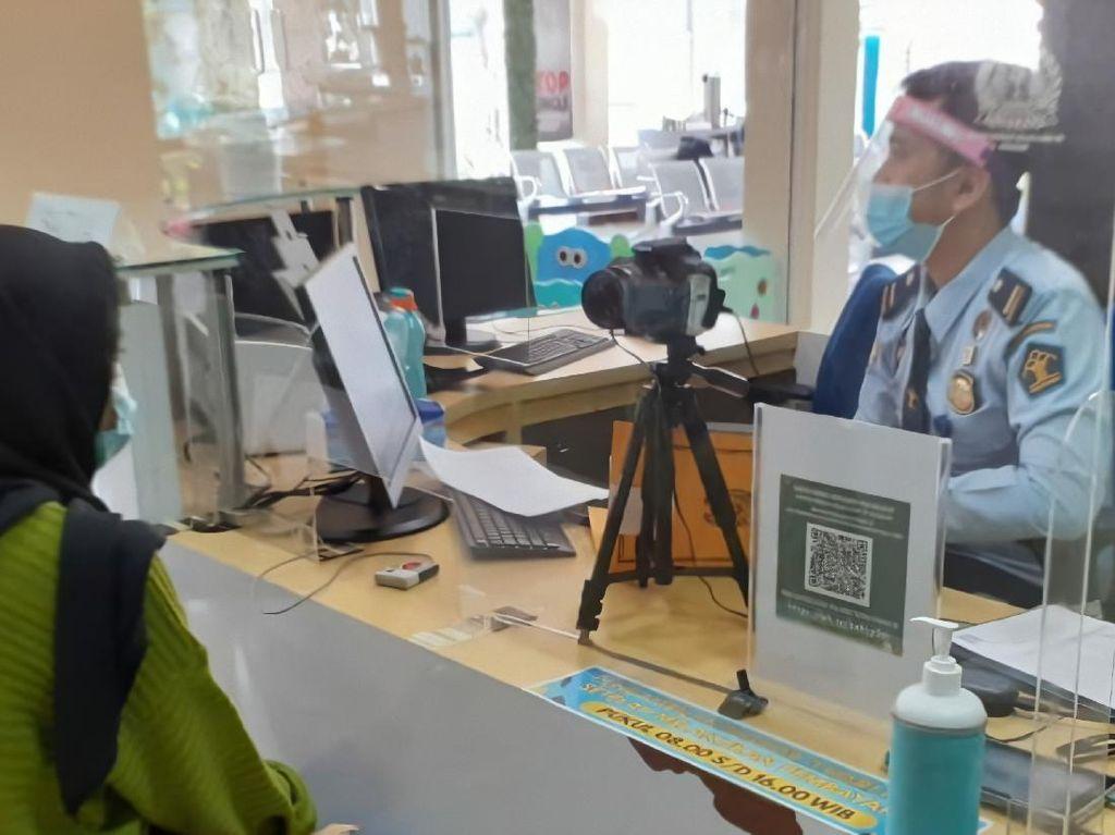 New Normal, Ini Protokol Kesehatan di Imigrasi Sukabumi