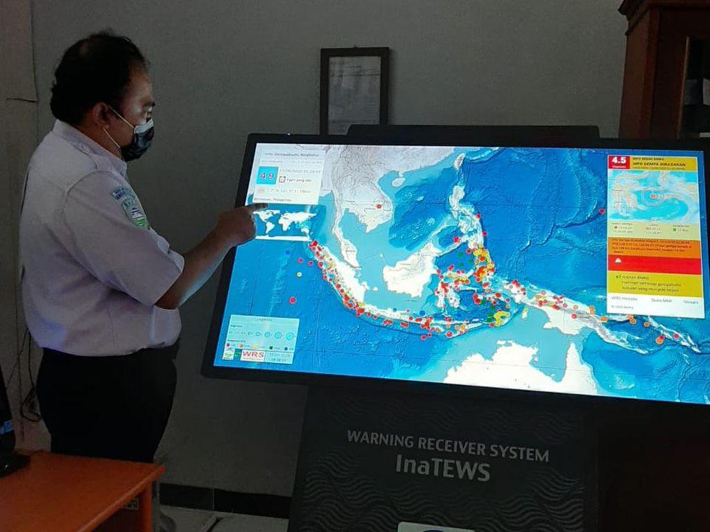 Angin Berhembus Kencang di Bandung Raya, Ini Penjelasan BMKG