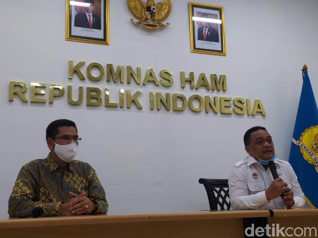 Komnas HAM dan BP2MI Dorong Polri Tindak Penyalur Pekerja Migran Ilegal