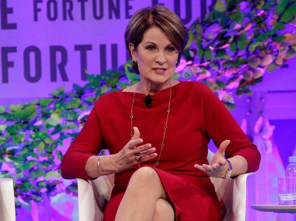 Bos Lockheed Resign, CEO Wanita di Perusahaan Raksasa Makin Sedikit